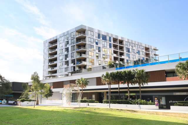 307/2 Discovery Point Place, Wolli Creek NSW 2205