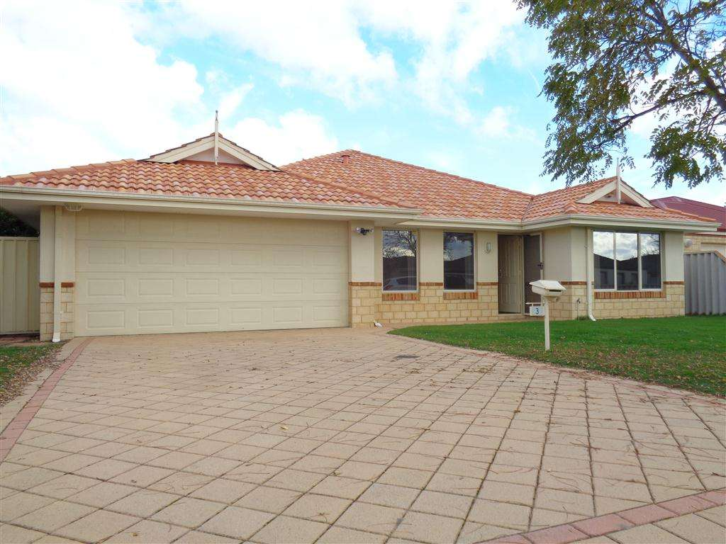 Main view of Homely house listing, 3 Sevilla Terrace, Port Kennedy, WA 6172