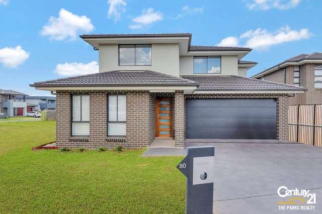 80 Dobroyd Drive, Elizabeth Hills NSW 2171