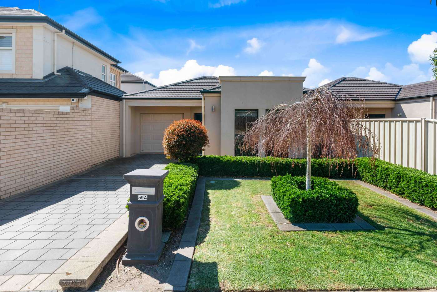 Main view of Homely house listing, 59A Ross Road, Hectorville, SA 5073