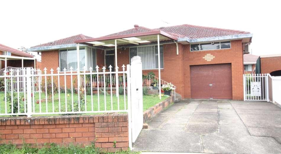 4 Giles Place, Cabramatta NSW 2166