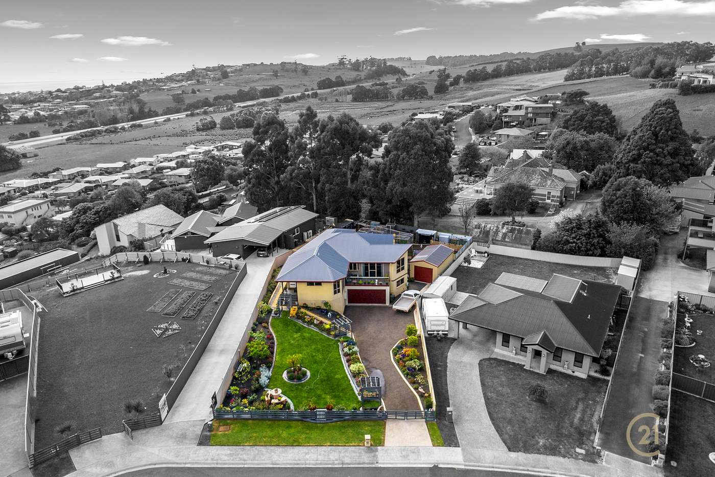 Main view of Homely house listing, 11 Holliview Way, Ulverstone, TAS 7315
