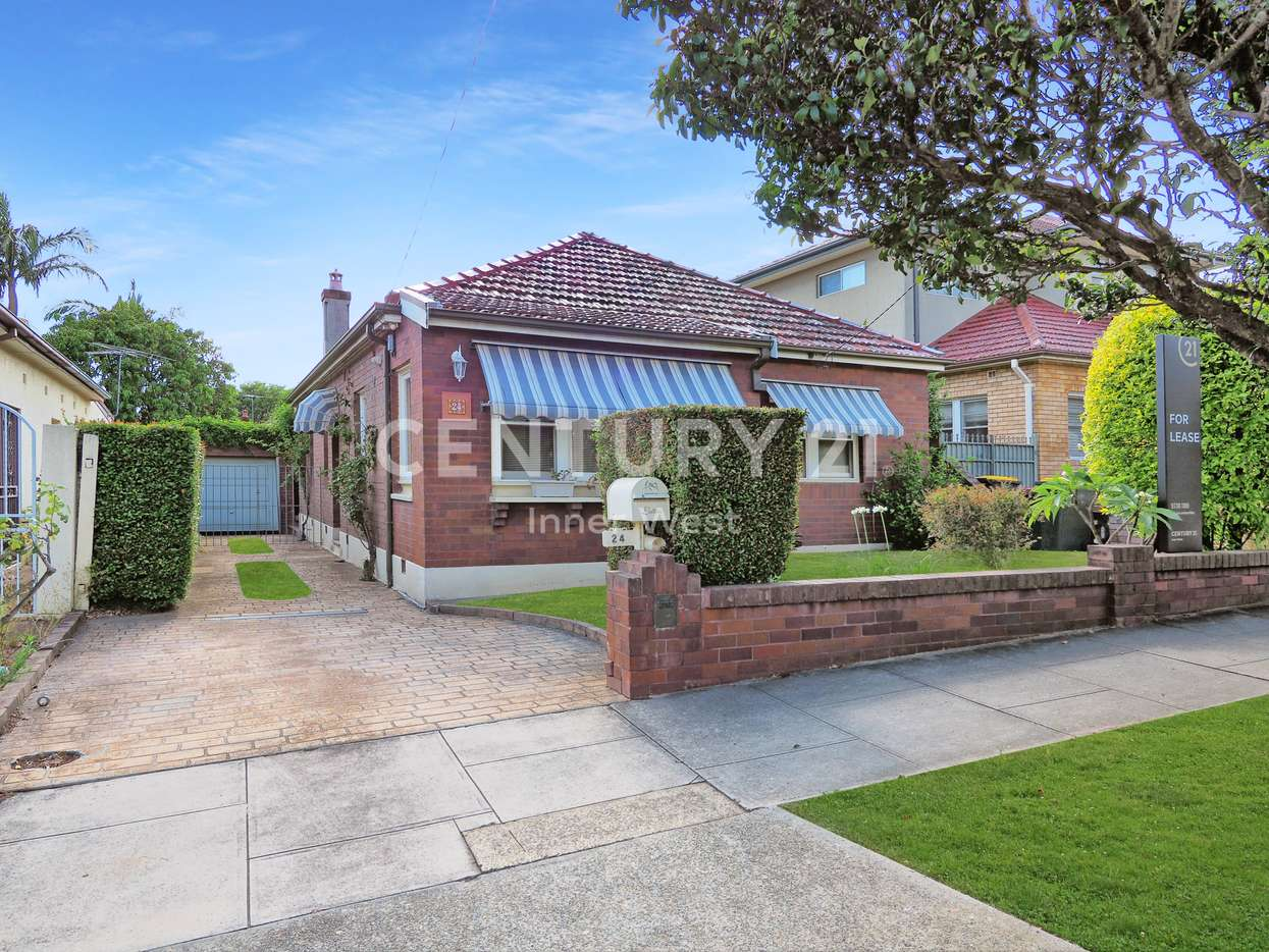 Main view of Homely house listing, 24 Duke Avenue, Rodd Point, NSW 2046