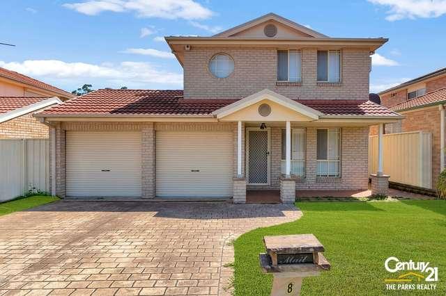 8 Cartier Crescent, Green Valley NSW 2168