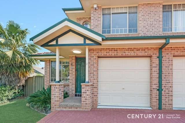 2/9-11 Wyldwood Crescent, Baulkham Hills NSW 2153