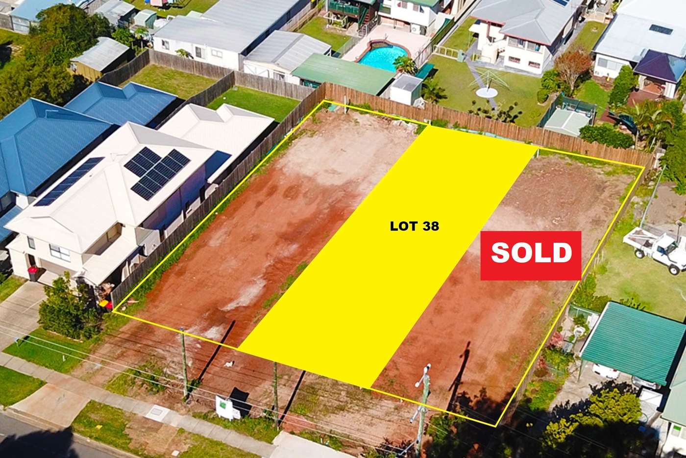 Main view of Homely residentialLand listing, Lot 38/116 Sandy Camp Road, Wynnum West QLD 4178