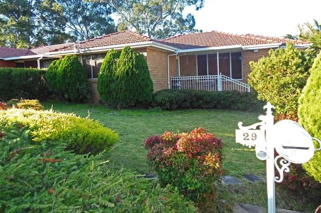29 Hudson Street, Seven Hills NSW 2147