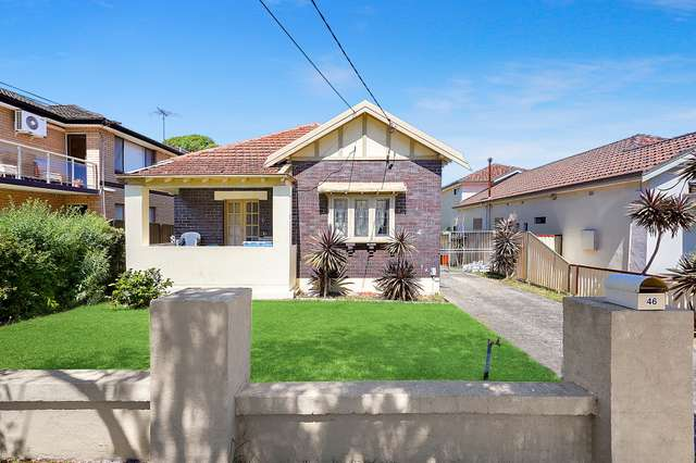 46 Shadforth St, Wiley Park NSW 2195