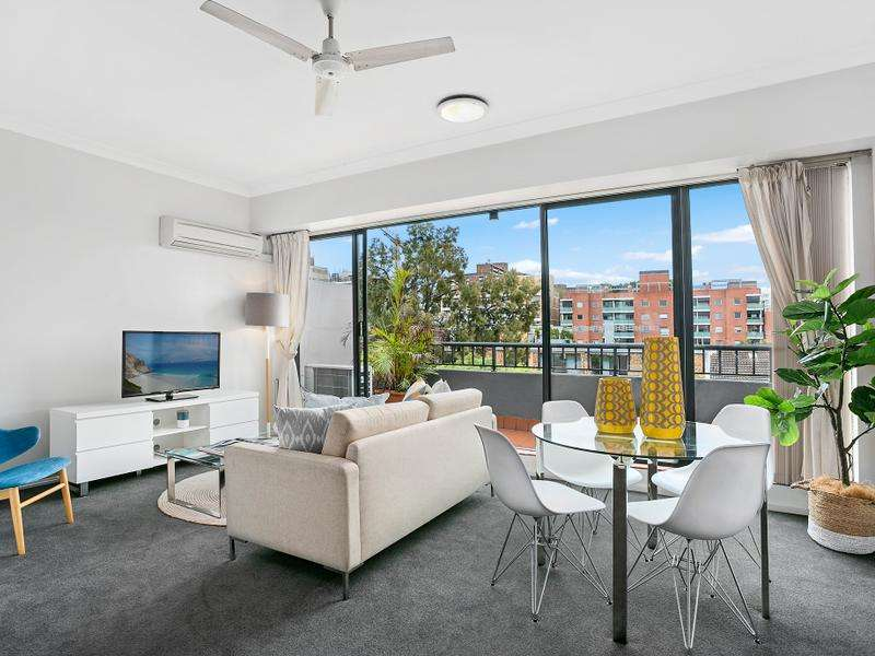 Main view of Homely apartment listing, 415/188 Chalmers Street, Surry Hills, NSW 2010