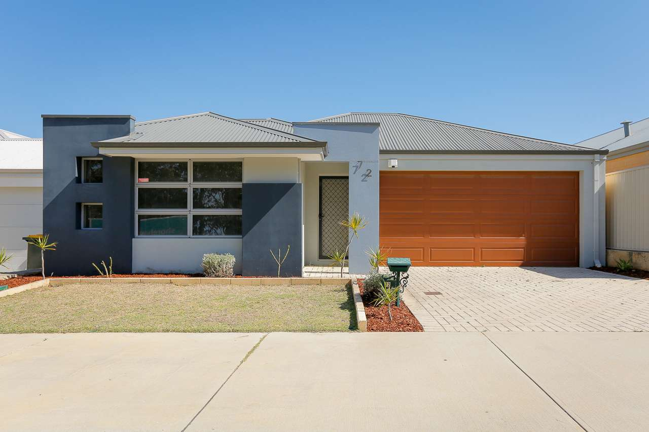Main view of Homely house listing, 72 Bluewater Drive, Alkimos, WA 6038