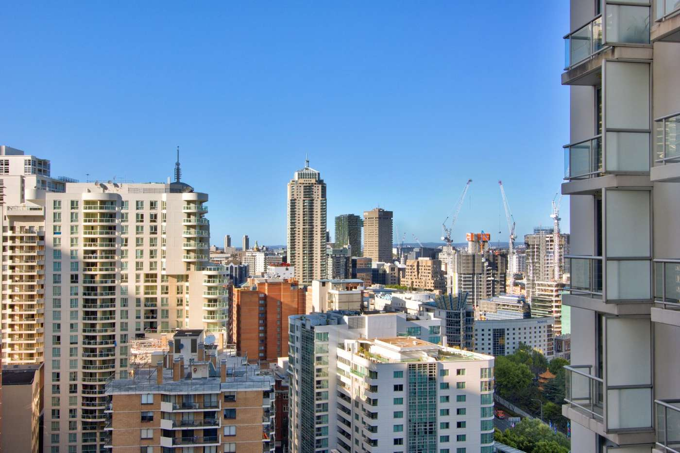 Main view of Homely apartment listing, Level 22/298 Sussex Street, Sydney NSW 2000
