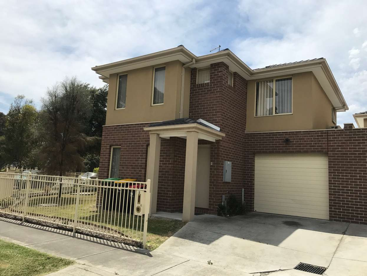 Main view of Homely townhouse listing, 5/18-20 Webster Street, Dandenong South, VIC 3175