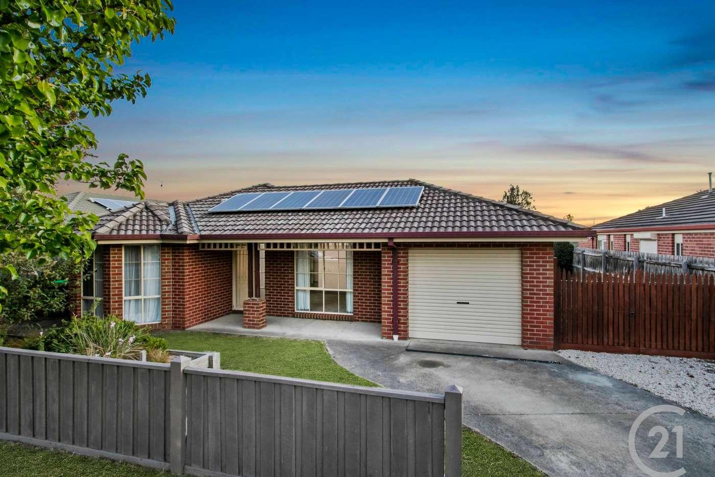 Main view of Homely house listing, 84 Ebony Drive, Pakenham VIC 3810