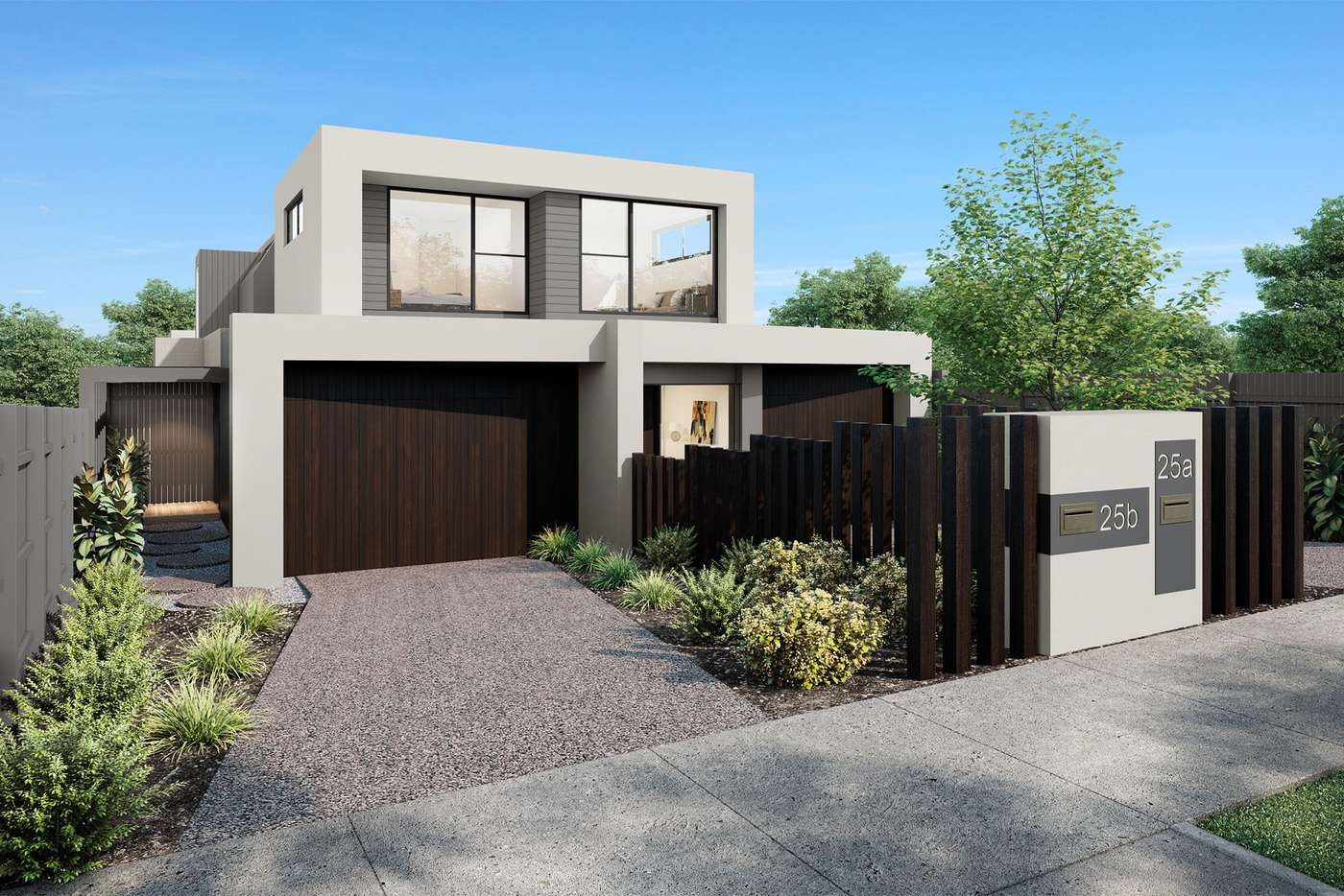 Main view of Homely townhouse listing, 25b Cooke Street, Sandringham VIC 3191
