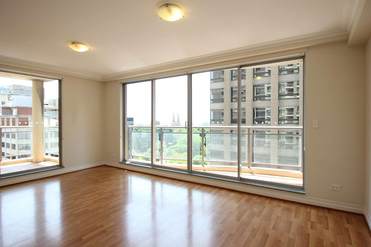 Main view of Homely apartment listing, 1303/197 Castlereagh Street, Sydney, NSW 2000