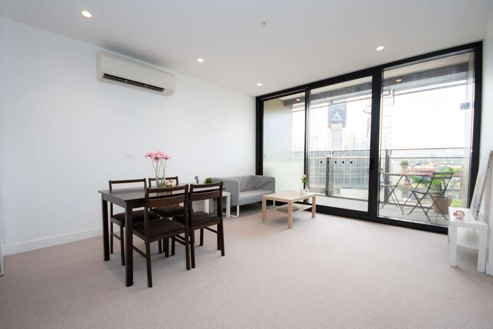 Second view of Homely apartment listing, 703/421 Docklands drive, Docklands VIC 3008