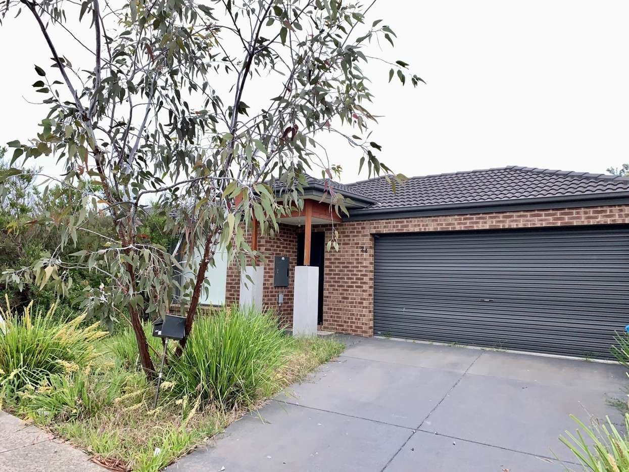 Main view of Homely house listing, 24 Boland Drive, Lyndhurst, VIC 3975