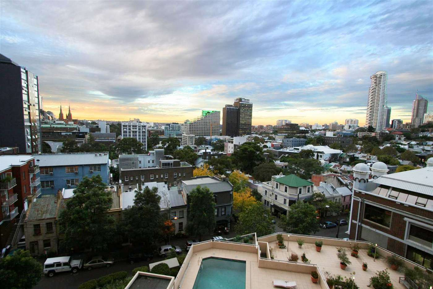 Main view of Homely apartment listing, 57/6-14 Oxford Street, Darlinghurst, NSW 2010