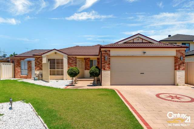 6 Moonah Close, West Hoxton NSW 2171