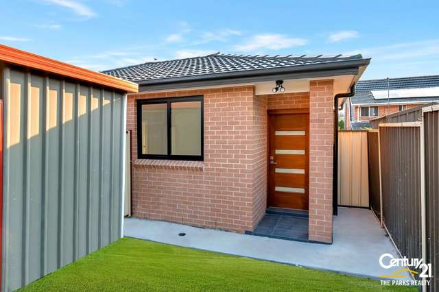 23a Cree Crescent, Greenfield Park NSW 2176