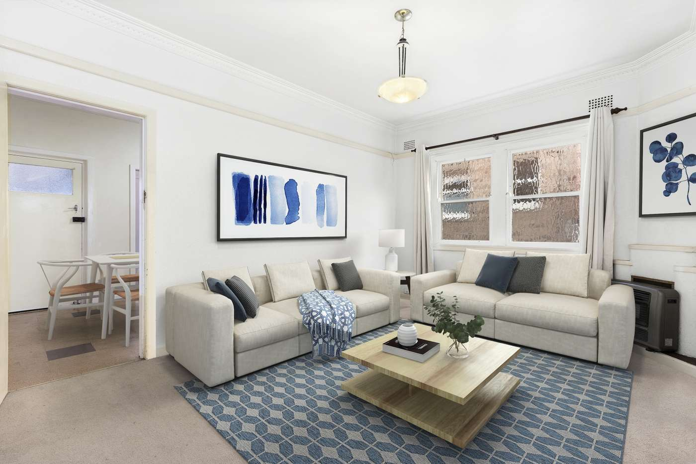 Main view of Homely apartment listing, 2/4 Bradly Avenue, Kirribilli, NSW 2061
