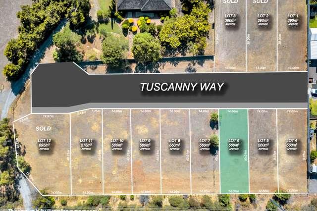 Lot 6 Tuscanny Way, Woodcroft SA 5162