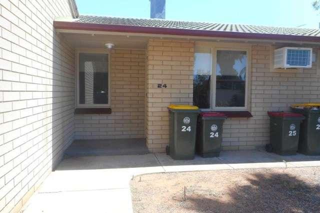 Unit 24 McCarthy Street, Port Augusta West SA 5700
