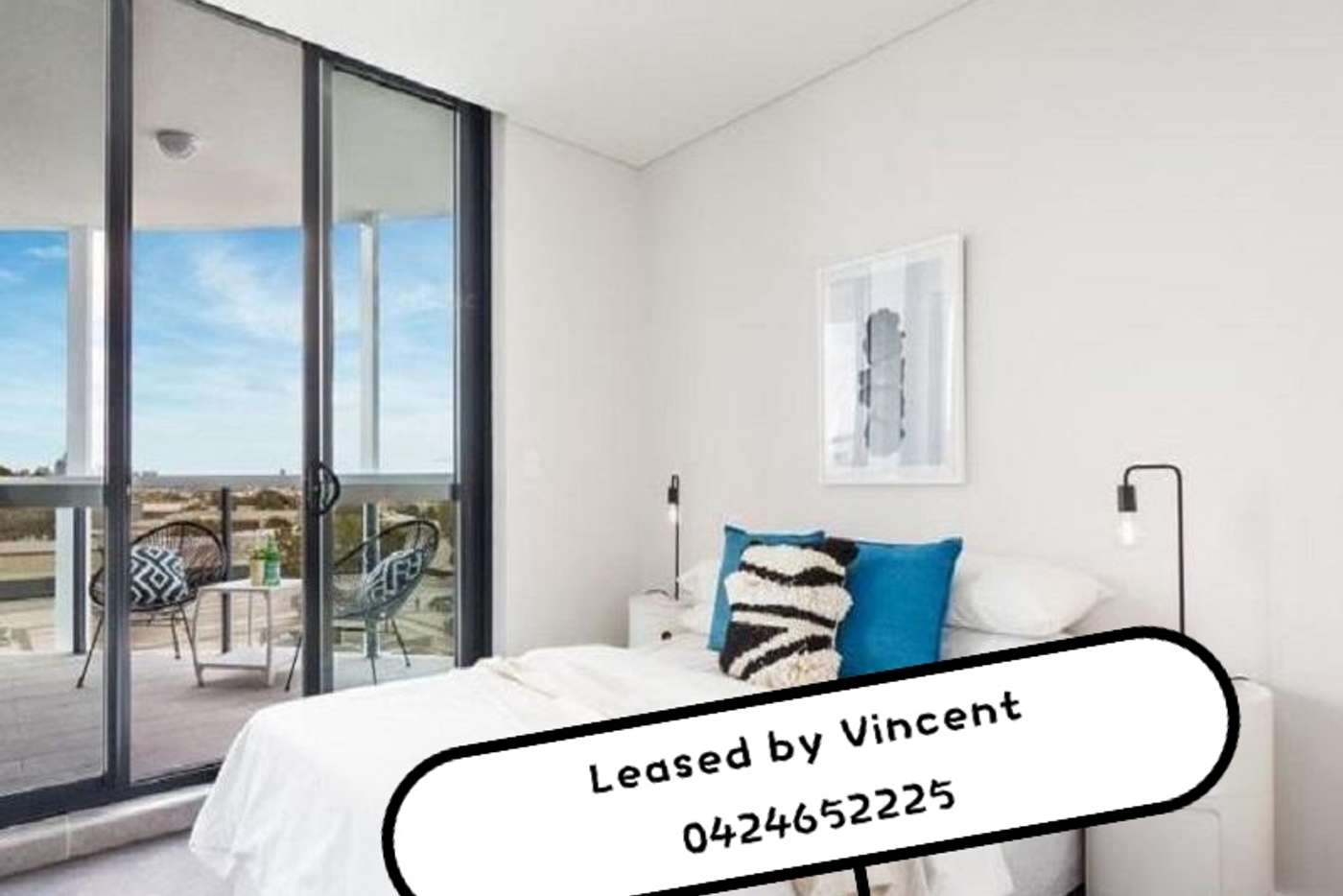 Main view of Homely apartment listing, 409/581 GARDENERS ROAD, Mascot NSW 2020