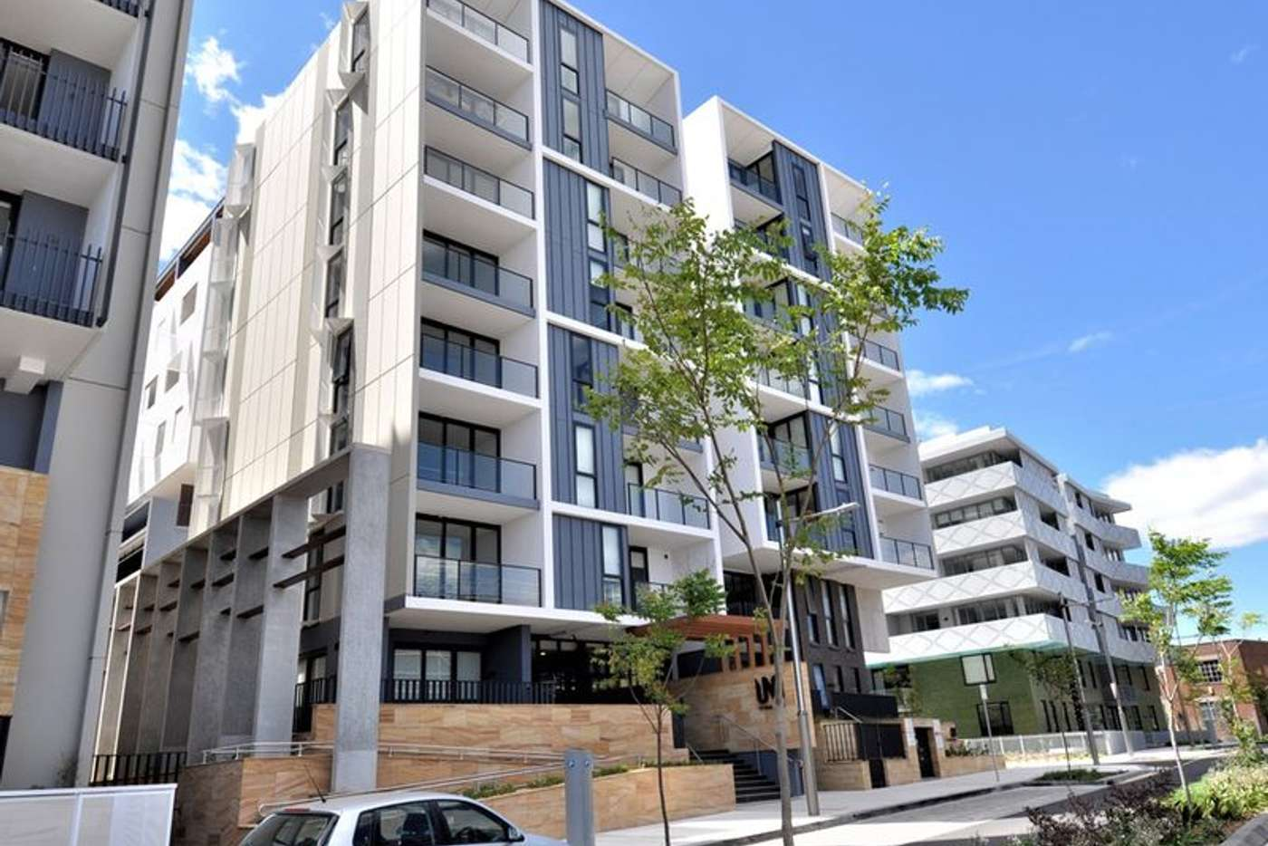 Main view of Homely apartment listing, C505/12 Paul Street, Zetland NSW 2017