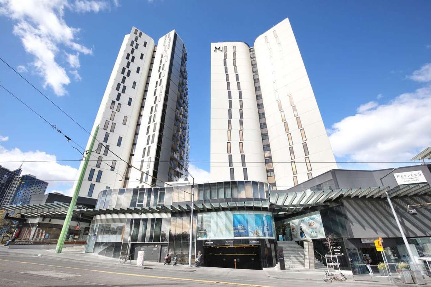 Main view of Homely apartment listing, 1208/673-683 La Trobe Street, Docklands VIC 3008