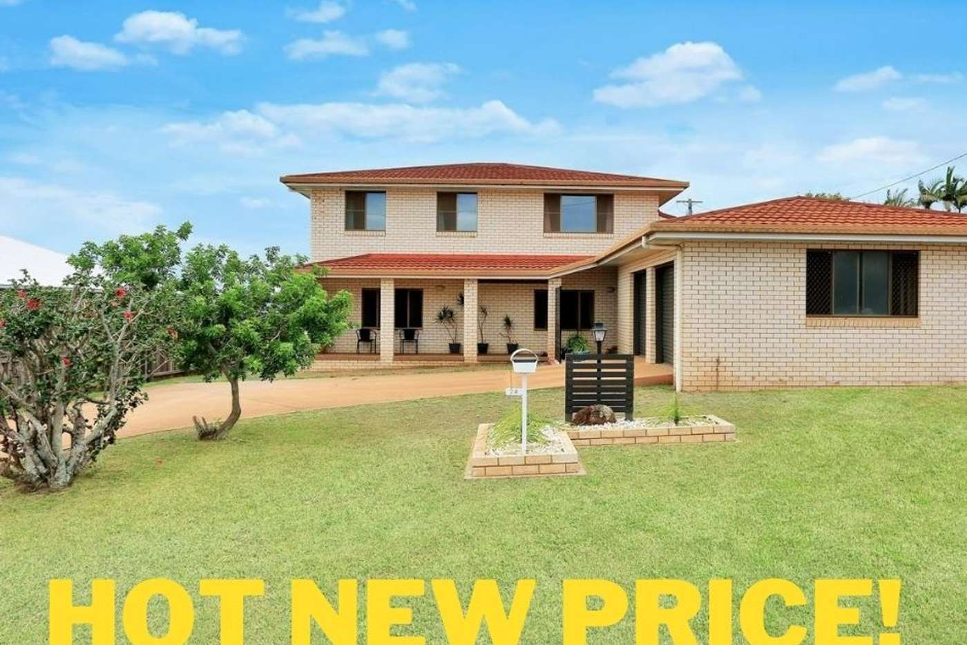 Main view of Homely house listing, 24 Limpus Cr, Kalkie QLD 4670