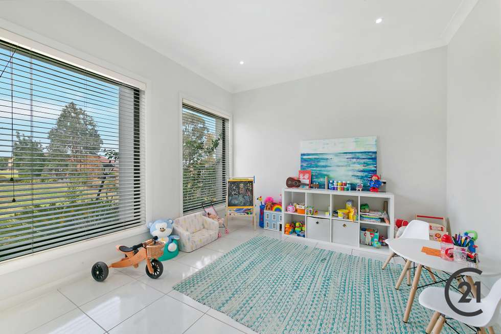 Second view of Homely house listing, 1 Gabi Glade, Kellyville Ridge NSW 2155