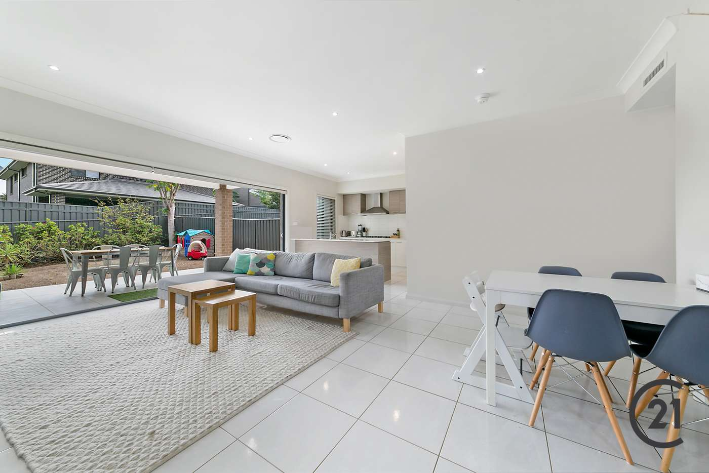 Fifth view of Homely house listing, 1 Gabi Glade, Kellyville Ridge NSW 2155