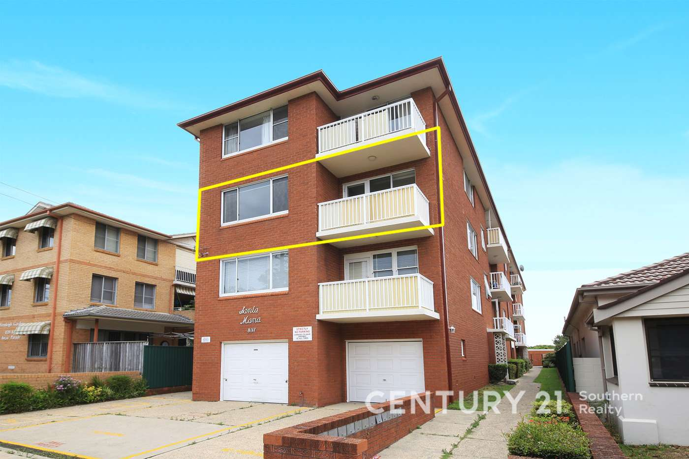 Main view of Homely apartment listing, 3/837 Anzac Pde, Maroubra NSW 2035