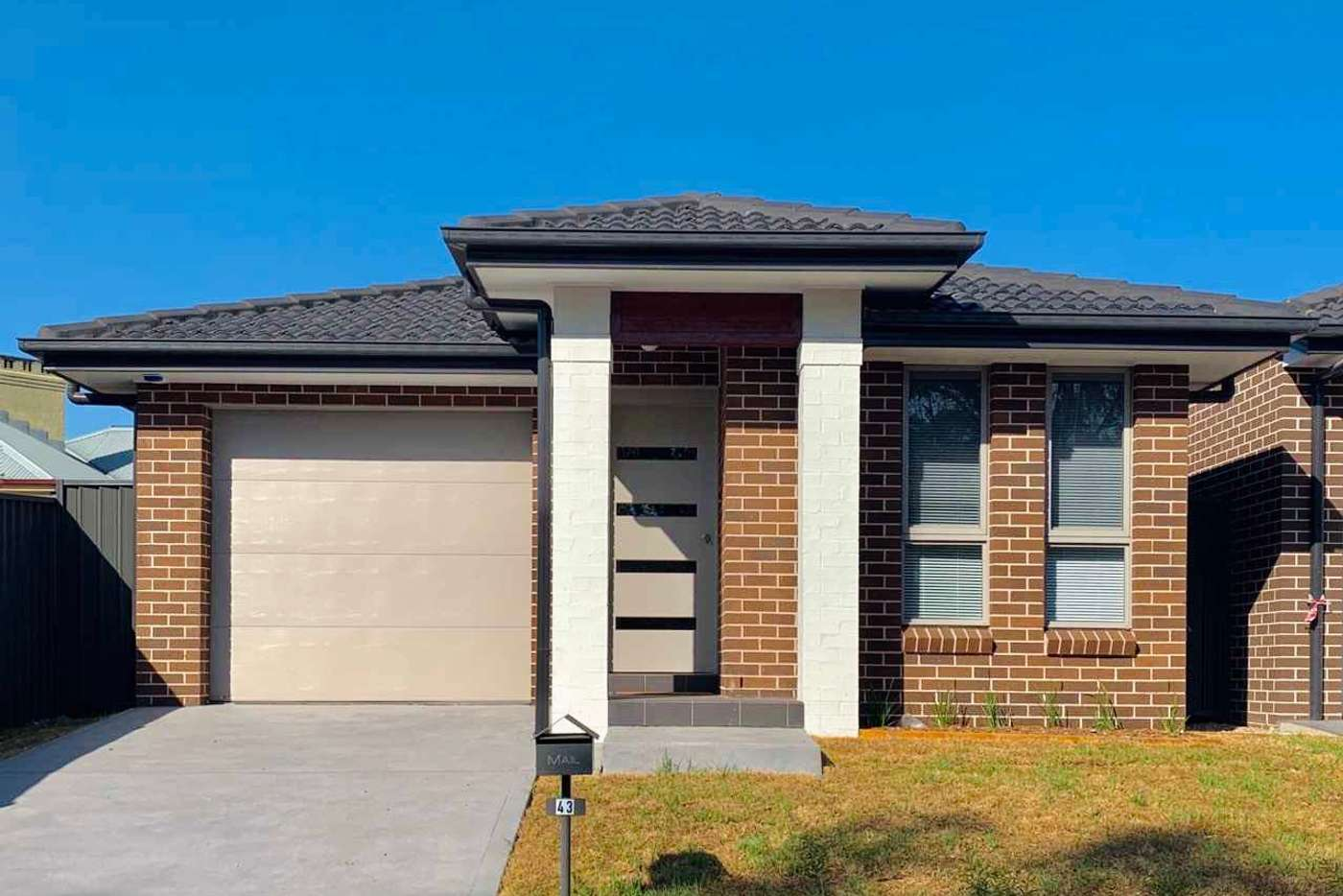 Main view of Homely house listing, 43 Edmund Street, Riverstone NSW 2765