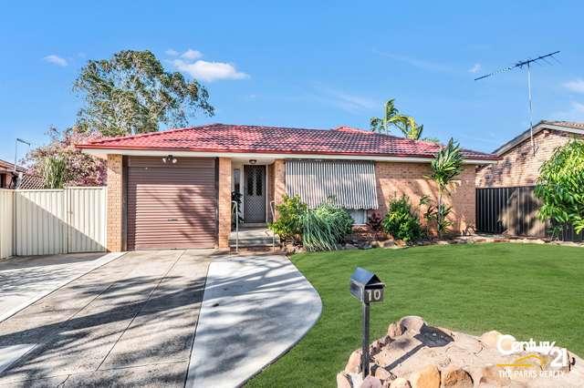 10 Anton Place, Bonnyrigg NSW 2177