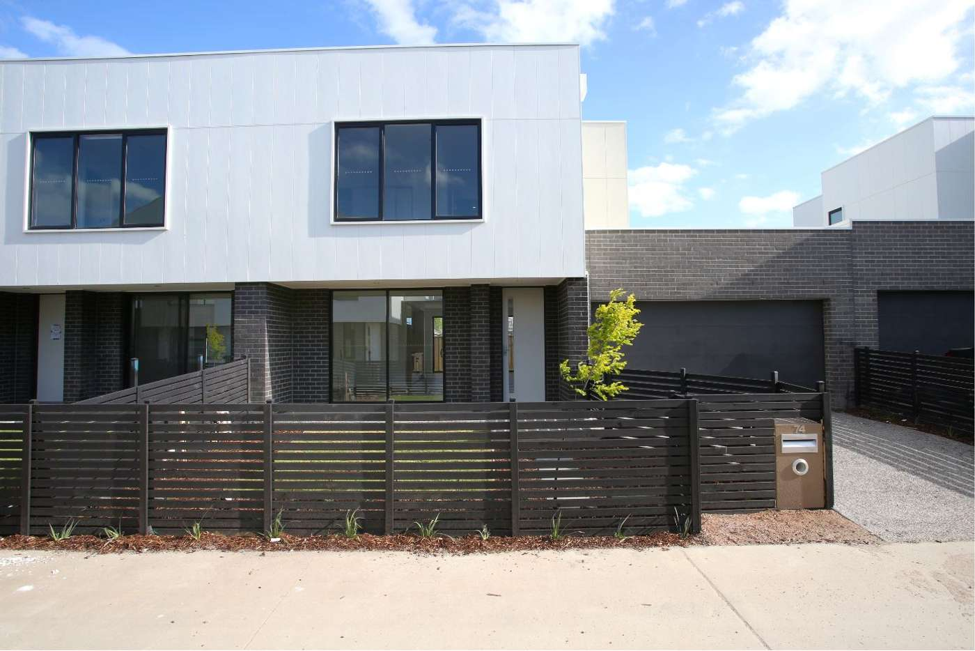 Main view of Homely townhouse listing, 74 Quarter Circuit, Springvale VIC 3171