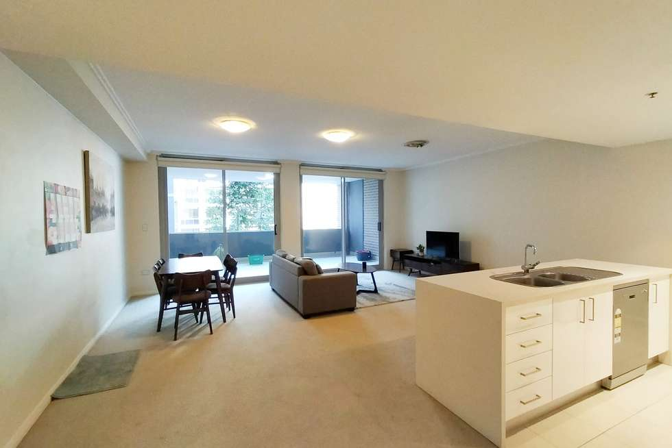 Second view of Homely apartment listing, 20/7 Bourke Street, Mascot NSW 2020