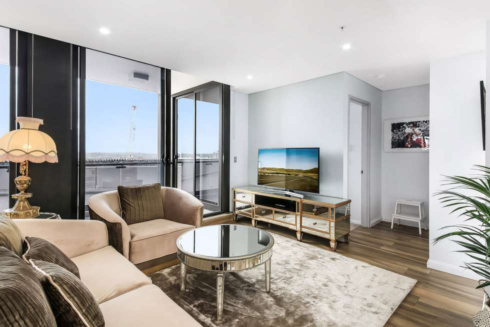 Third view of Homely apartment listing, 2805/330 Church Street, Parramatta NSW 2150