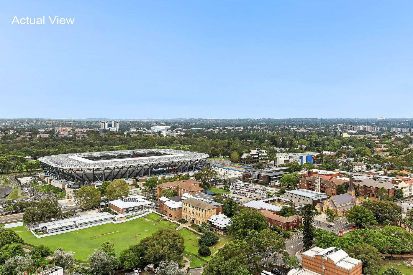Sixth view of Homely apartment listing, 2805/330 Church Street, Parramatta NSW 2150