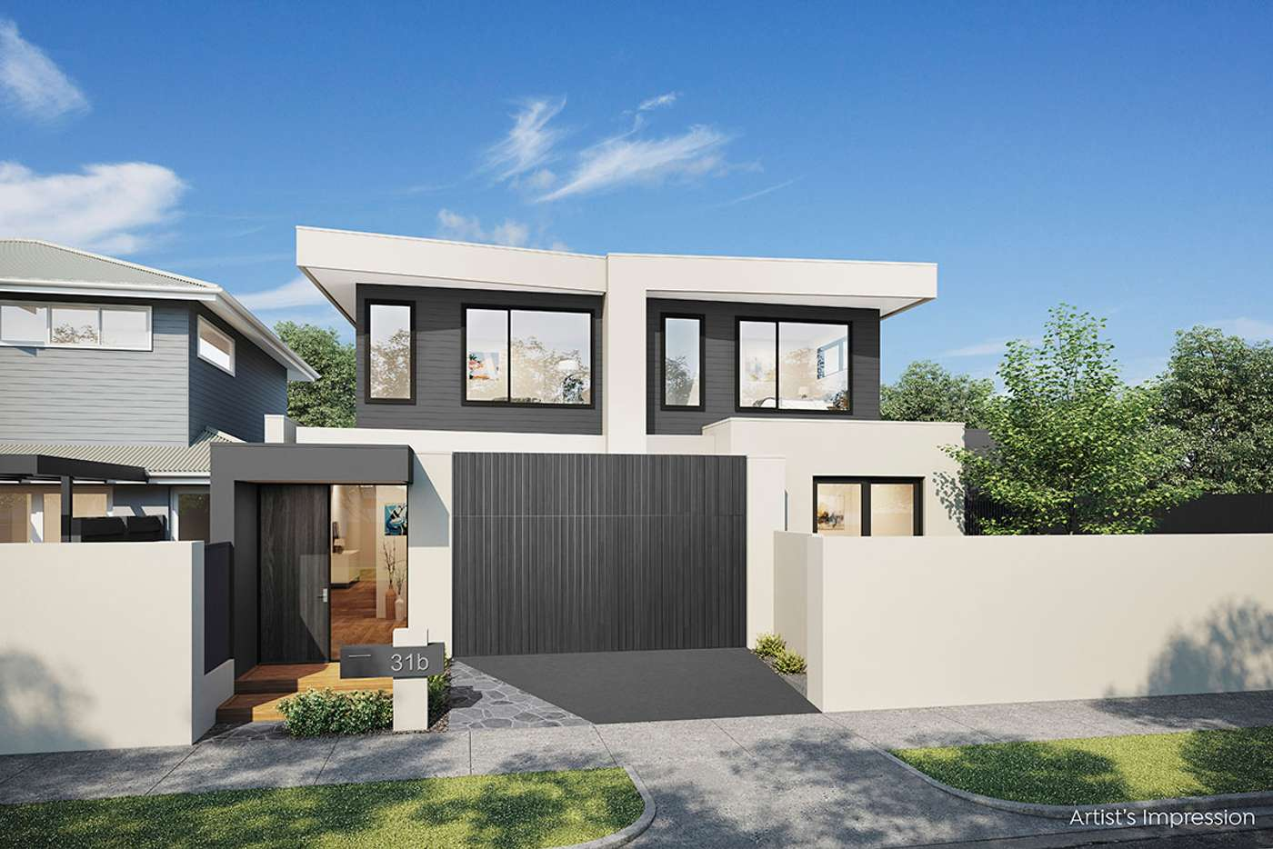Main view of Homely townhouse listing, 31b Victor Street, Beaumaris VIC 3193