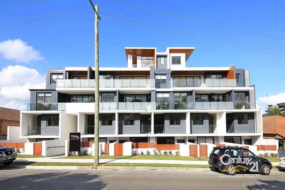 Fourth view of Homely apartment listing, 6/63-69 Bonar Street, Arncliffe NSW 2205