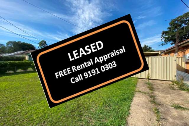 28 Derbyshire Ave, Toongabbie NSW 2146