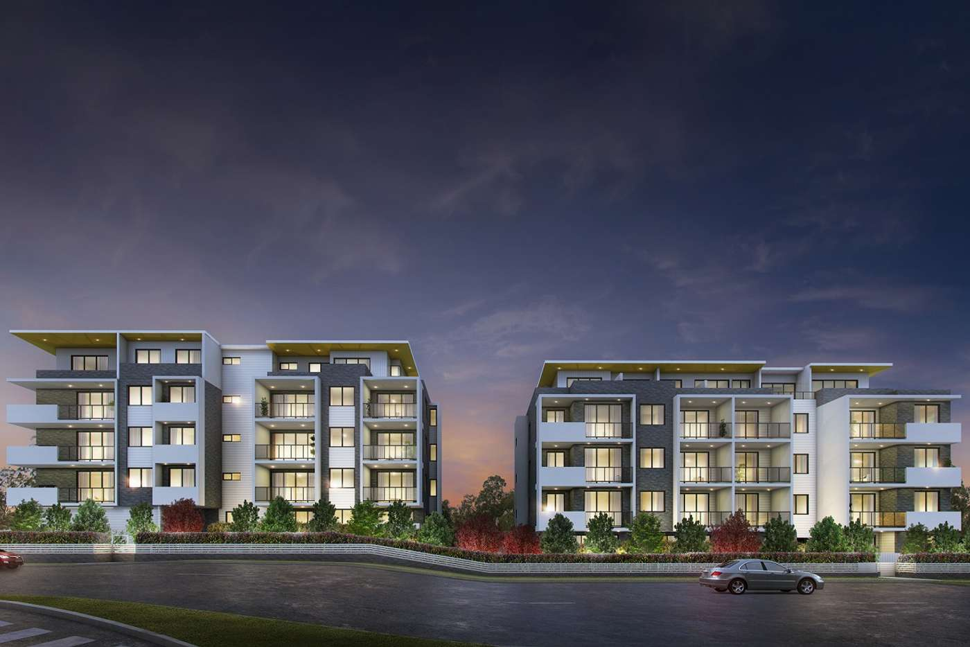 Main view of Homely apartment listing, 8/554 Pacific Highway, Mount Colah NSW 2079