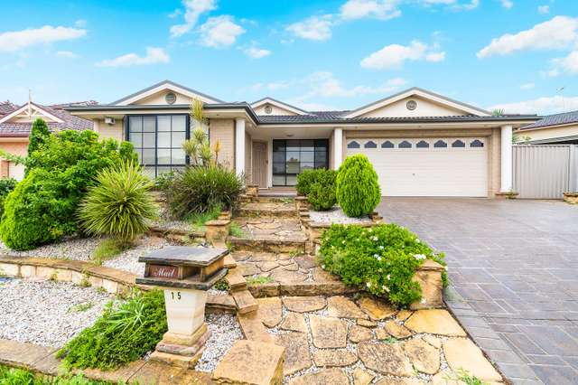 15 Crocodile Drive, Green Valley NSW 2168