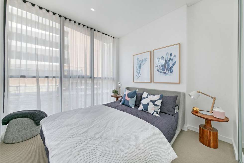 Fifth view of Homely apartment listing, B204/17-25 Bigge street, Liverpool NSW 2170