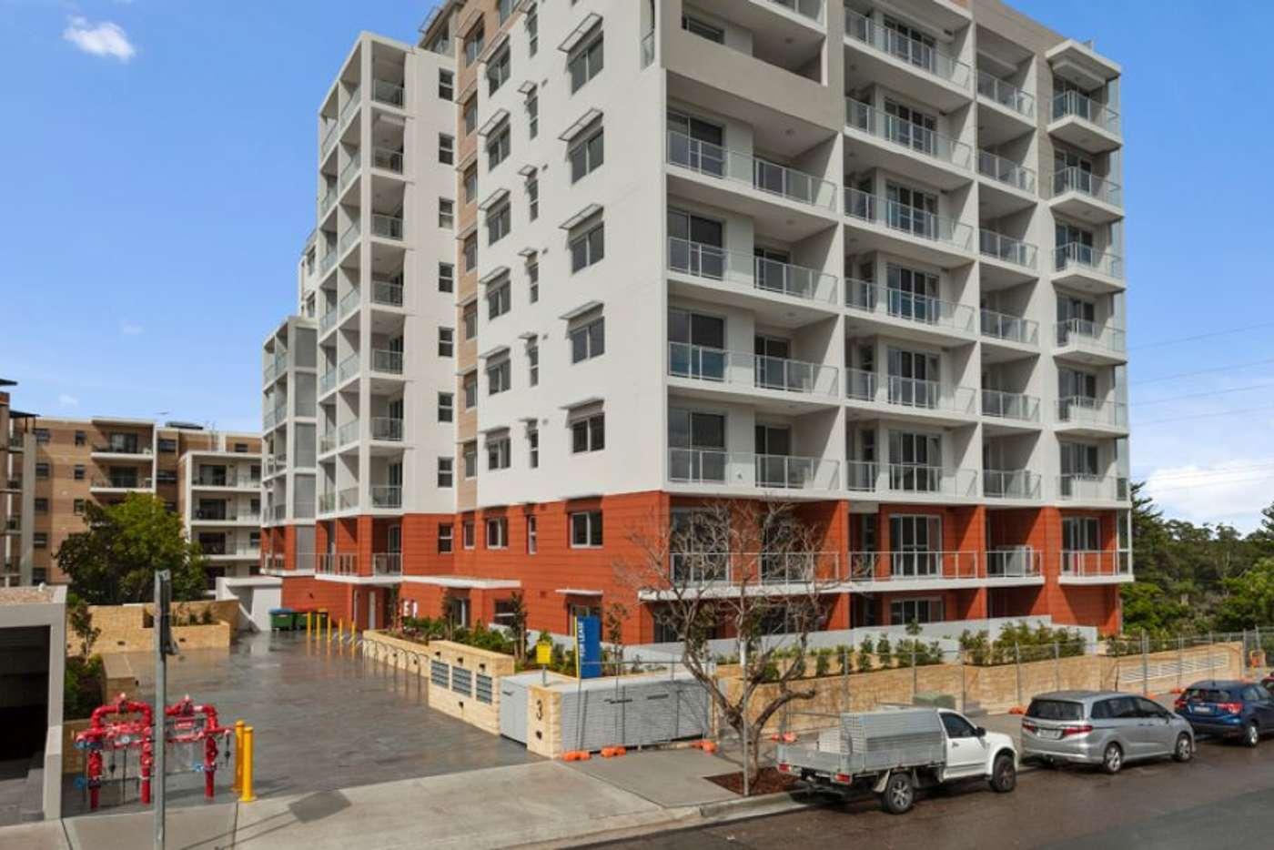 Main view of Homely apartment listing, 704/3 Pretoria Parade, Hornsby NSW 2077