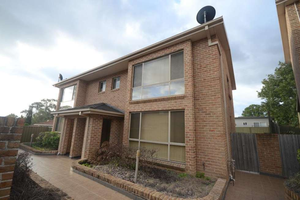 Second view of Homely townhouse listing, 11/19 Mount Street, Constitution Hill NSW 2145