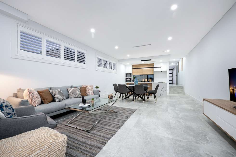 Second view of Homely semiDetached listing, 28A Burke Street, Concord West NSW 2138