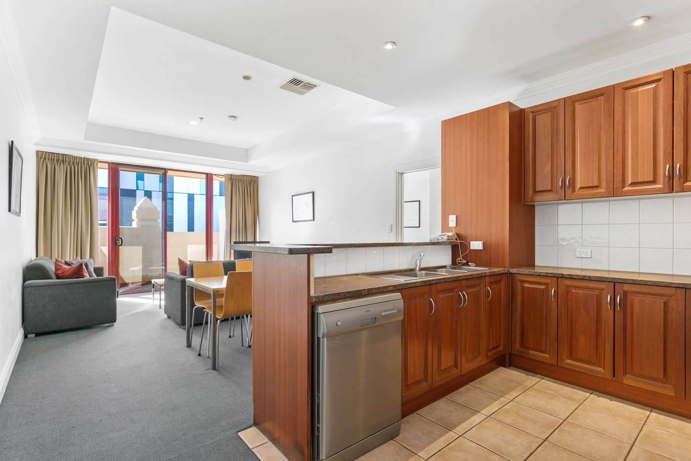 Fifth view of Homely apartment listing, 506/21-39 Bentham Street, Adelaide SA 5000
